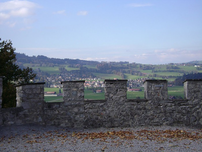 Замок графов де Грюйер (Chateau de Gruyeres) 76041