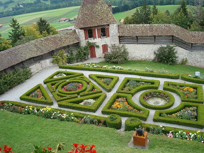 Замок графов де Грюйер (Chateau de Gruyeres) 86169