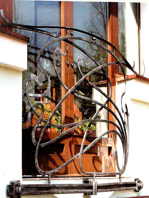 Удивительная художественная ковка металла