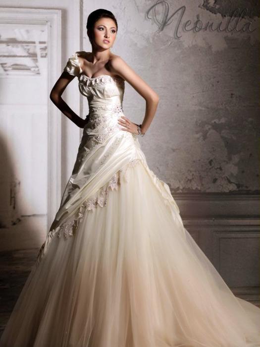 Свадебные платья самые