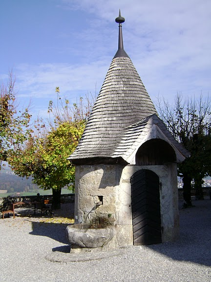 Замок графов де Грюйер (Chateau de Gruyeres) 34506