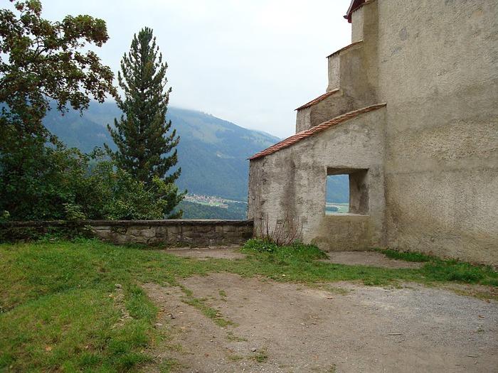 Замок графов де Грюйер (Chateau de Gruyeres) 40731