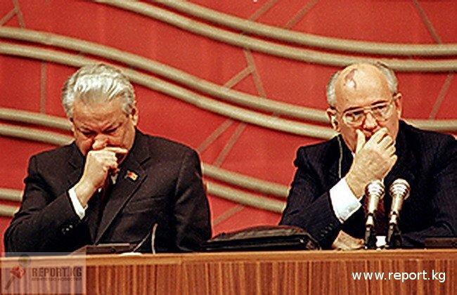 ...на основании указания Горбачёва поручил заместителю начальника Первого Главного управления КГБ СССР (разведка)...