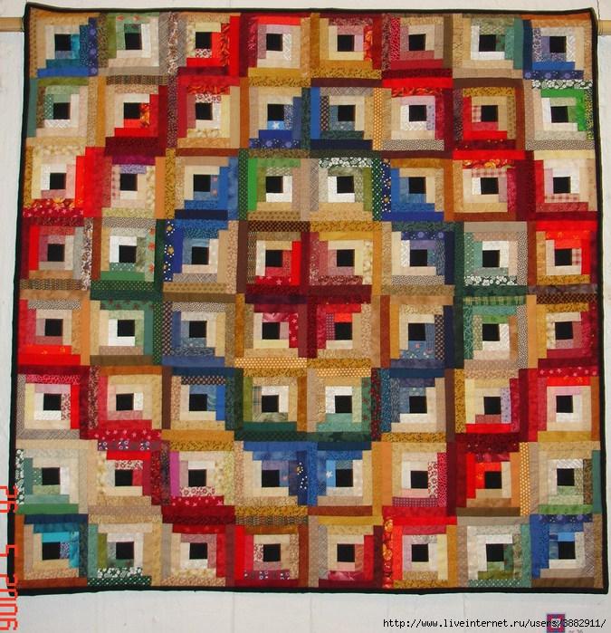 Часть 28 - Лоскутные одеяла.