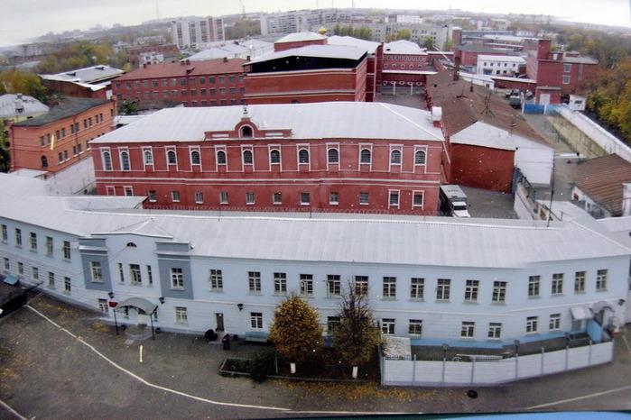 Тюрьма была построена по указу императрицы Екатерины II в 1783 году.