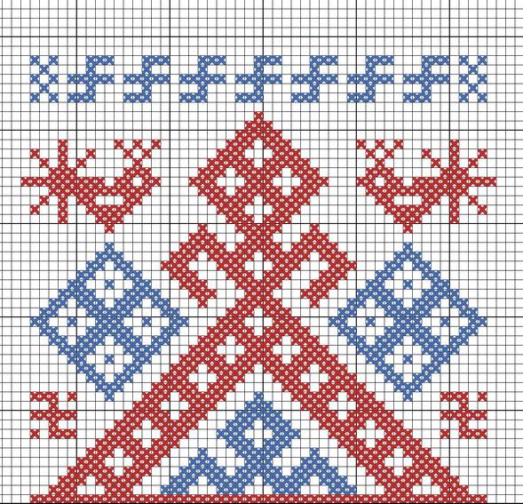 вышивка_рожаница_СХЕМА (589x567, 238Kb)