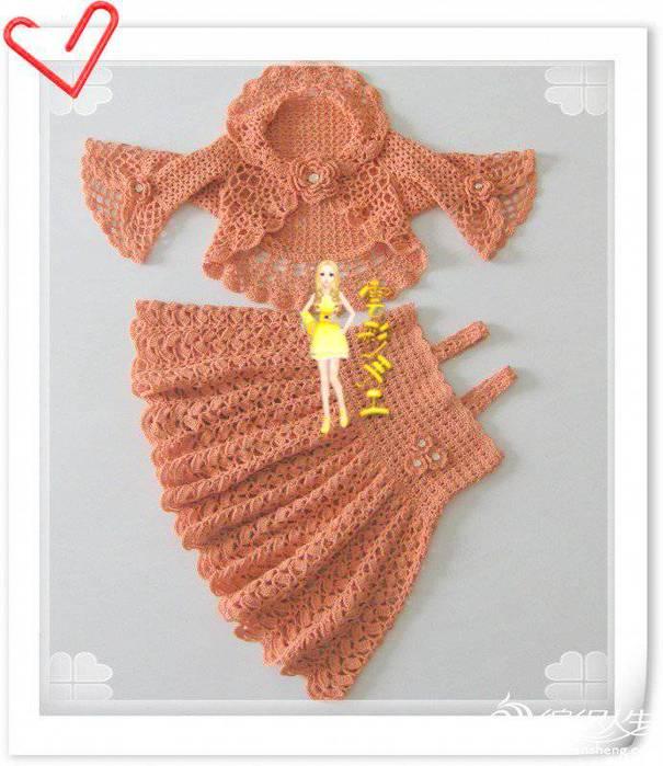 Как сшить юбку для девочек 1 года фото 771