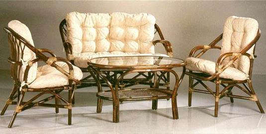 Мебель из ротанга: новое решение комфорта