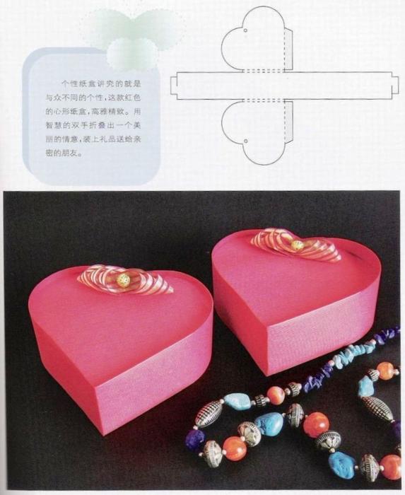 Как сделаю коробочку для кольца