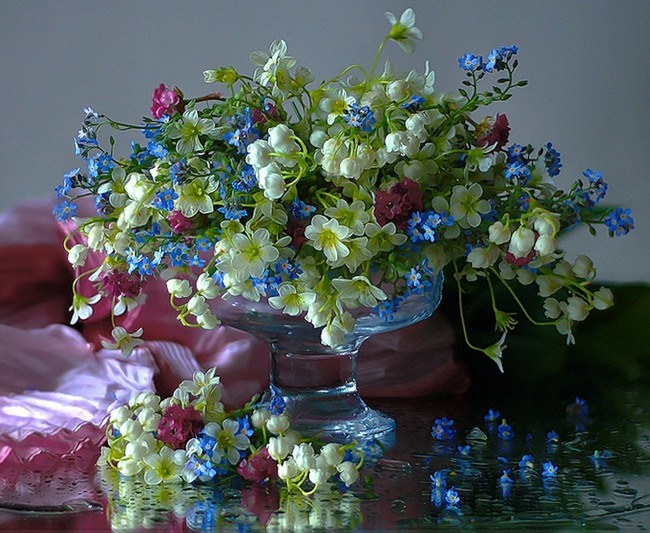 Цветок постоянства и верности - Виктория Вячеславовна