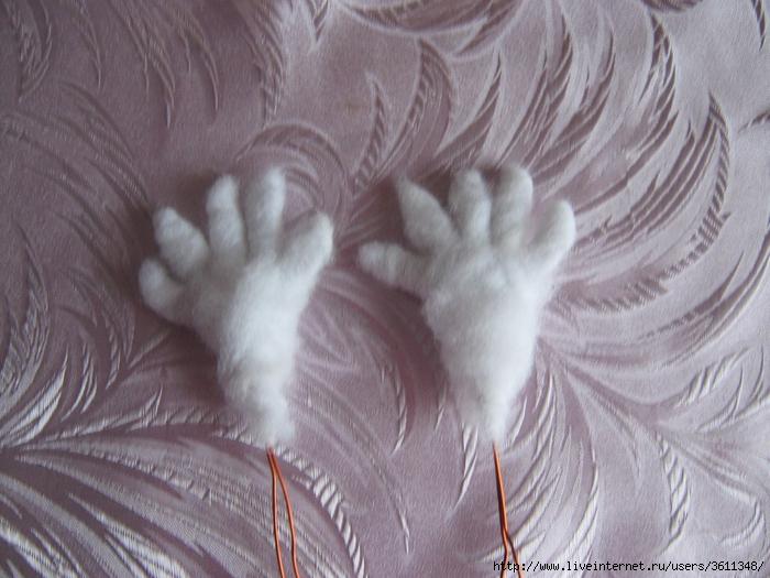 Пледы своими руками из помпонов фото