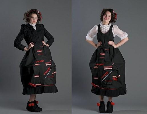Ткань для моделирования одежды