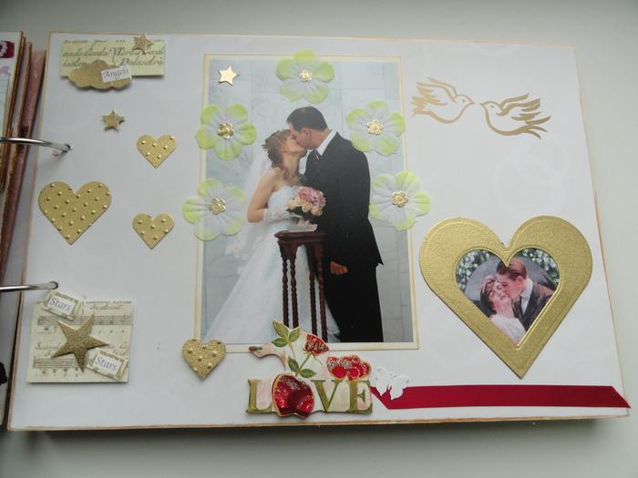 Подарок на годовщина свадьбы 1 год своими