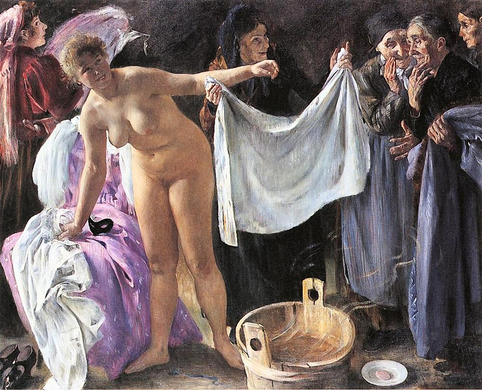 Lovis Corinth (1858-1925)_Witches_ (700x565, 453Kb)