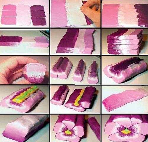 Своими руками сделать полимерная глина