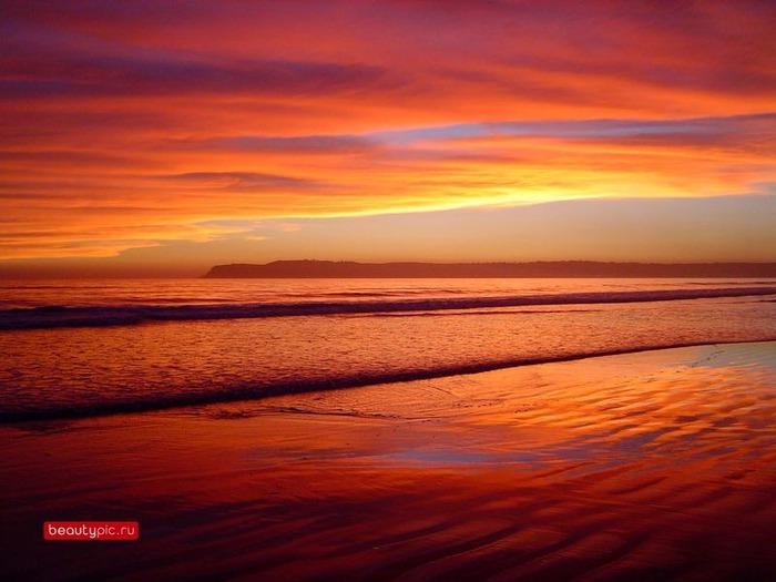 Фотографии солнца - как снимать рассвет или закат 3