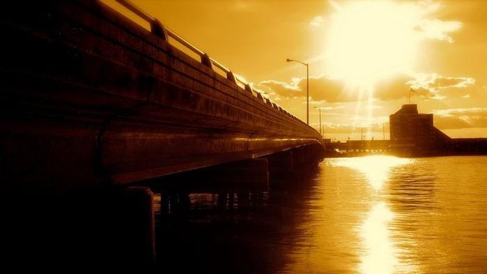 Фотографии солнца - как снимать рассвет или закат 13