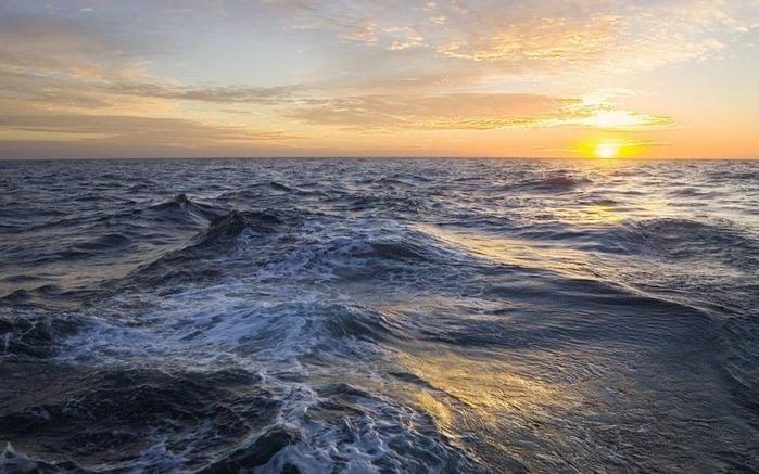 Фотографии солнца - как снимать рассвет или закат 15