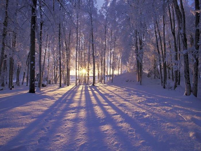 Фотографии солнца - как снимать рассвет или закат 19
