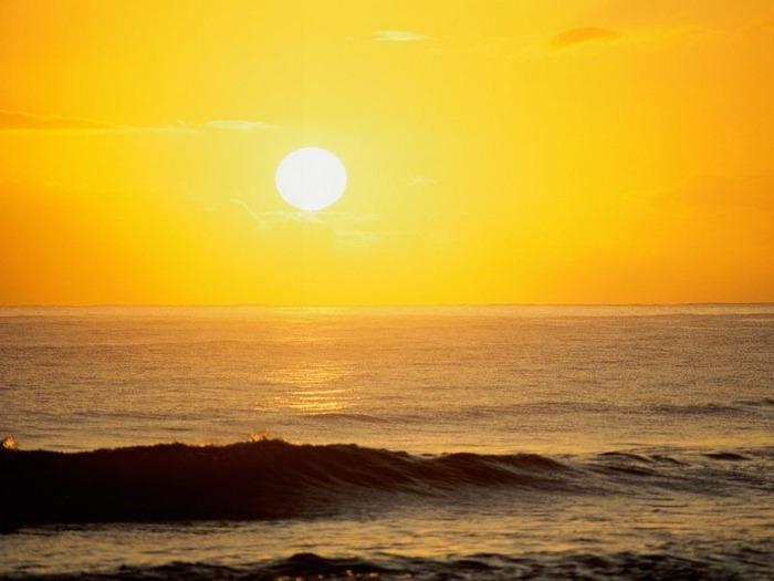 Фотографии солнца - как снимать рассвет или закат 27