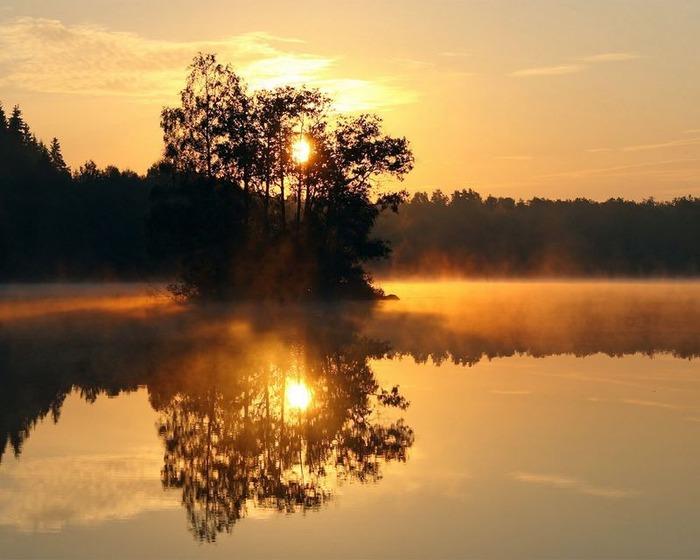 Фотографии солнца - как снимать рассвет или закат 32