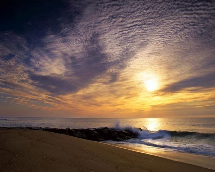 Фотографии солнца - как снимать рассвет или закат 33