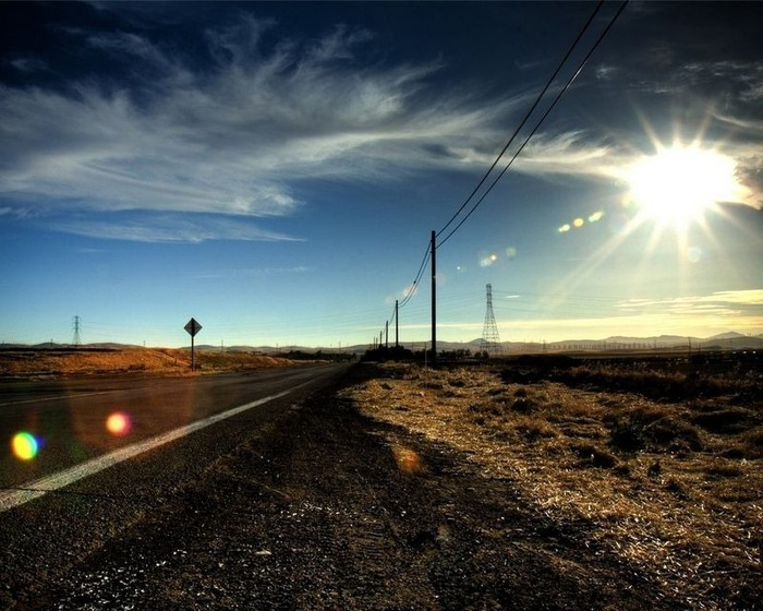 Фотографии солнца - как снимать рассвет или закат 36