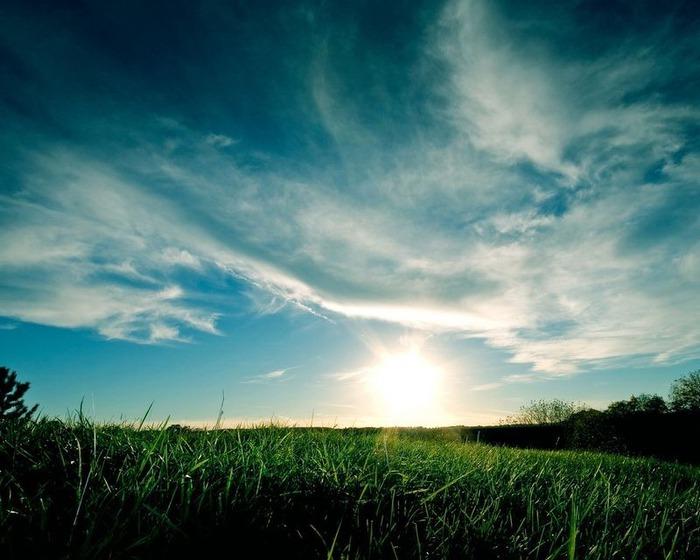 Фотографии солнца - как снимать рассвет или закат 38