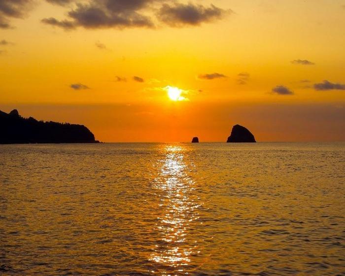 Фотографии солнца - как снимать рассвет или закат 40