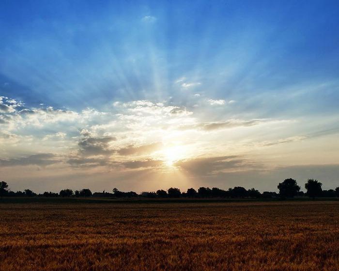 Фотографии солнца - как снимать рассвет или закат 42