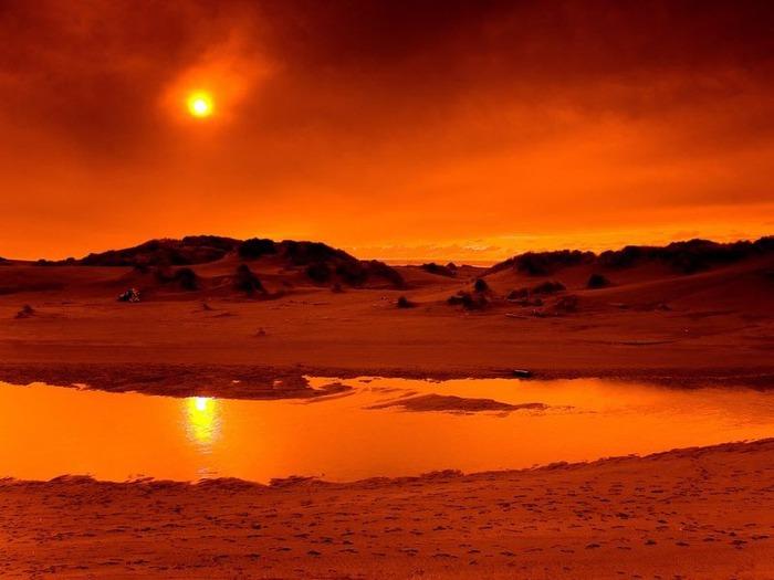 Фотографии солнца - как снимать рассвет или закат 49