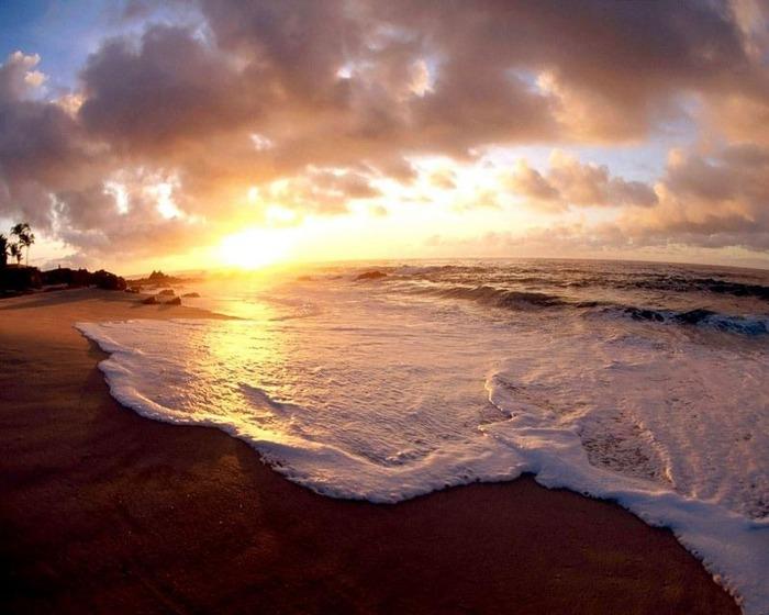 Фотографии солнца - как снимать рассвет или закат 52
