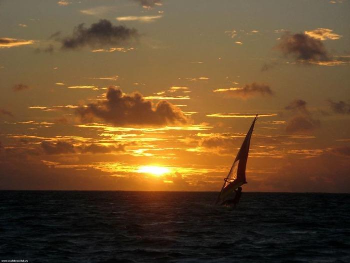 Фотографии солнца - как снимать рассвет или закат 53