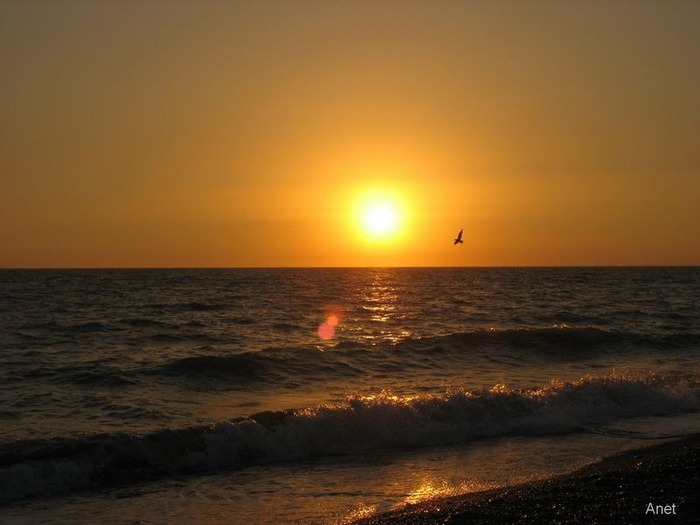 Фотографии солнца - как снимать рассвет или закат 55