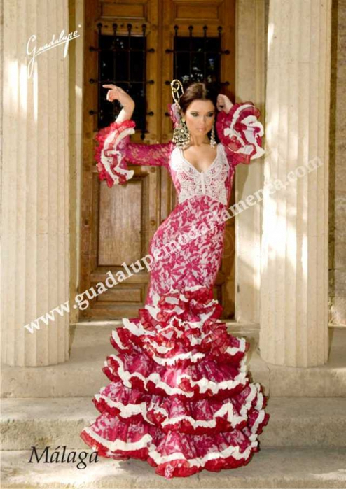 Испанская Женская Одежда