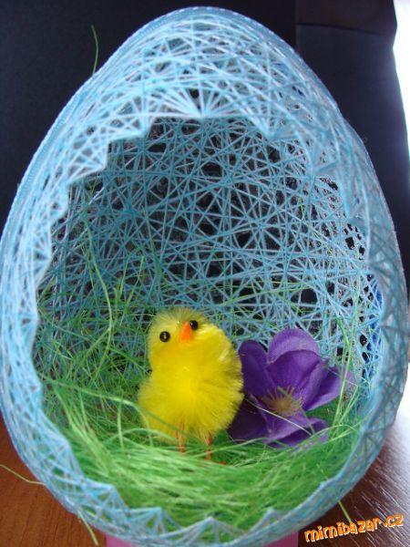 Пасхальное поделки яйцо своими руками