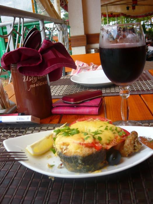 Катран (черноморская акула) под сыром - нереально вкусно, просто...