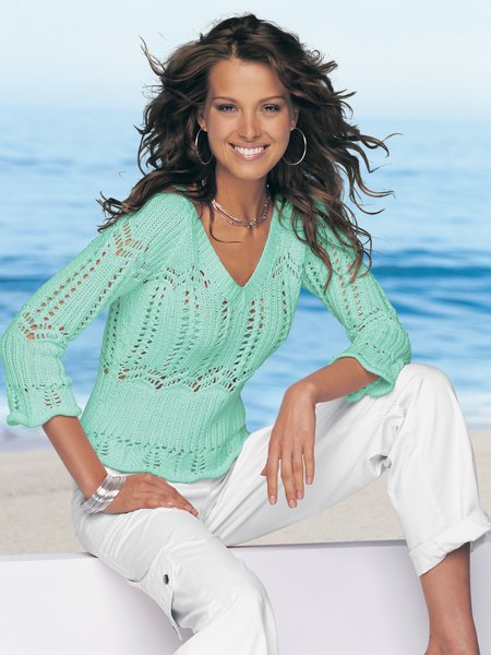 бирюзовый свитерок (450x600, 51Kb)
