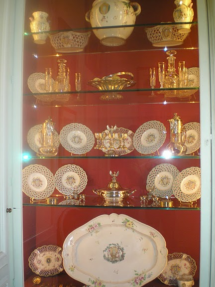 Замок Бретей / Chateau de Breteuil - в гостях у Шарля Пеpро 89372