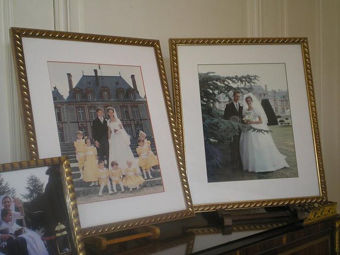 Замок Бретей / Chateau de Breteuil - в гостях у Шарля Пеpро 47188