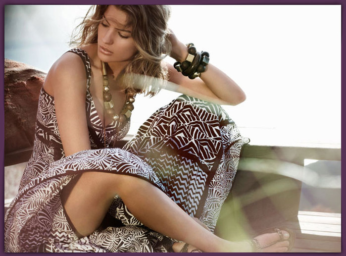 В 2010 году модельеры предлагают женщинам отбросить