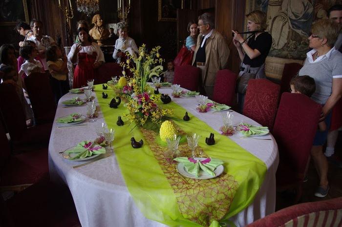 Замок Бретей / Chateau de Breteuil - в гостях у Шарля Пеpро 66236