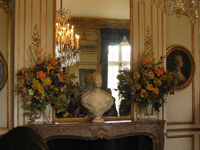 Замок Бретей / Chateau de Breteuil - в гостях у Шарля Пеpро 61981