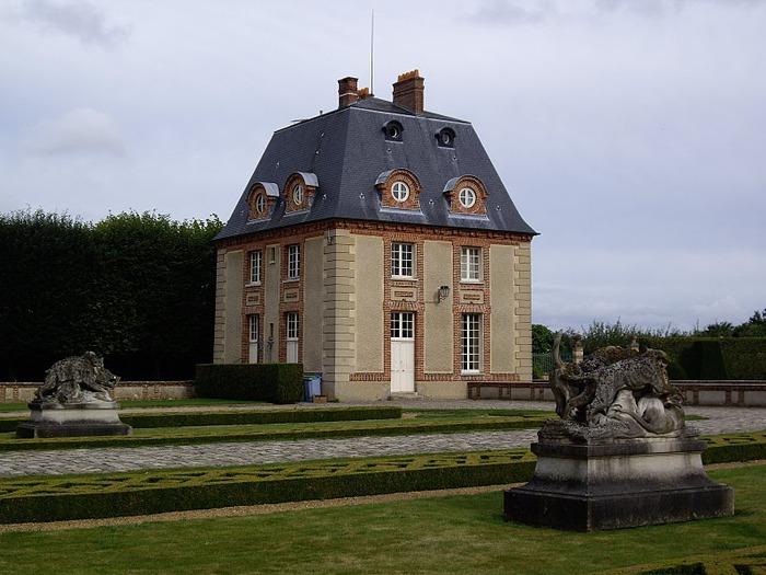 Замок Бретей / Chateau de Breteuil - в гостях у Шарля Пеpро 18647