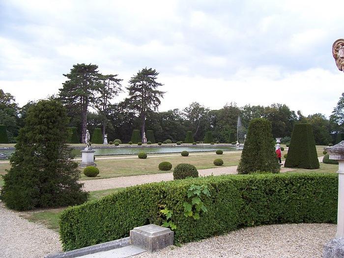 Замок Бретей / Chateau de Breteuil - в гостях у Шарля Пеpро 74515