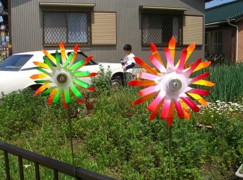 Liveinternet for Molinos de viento para jardin