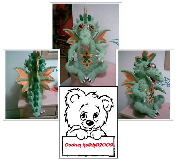дракон от Гудрун