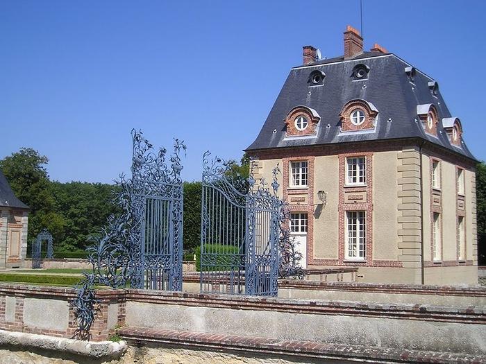 Замок Бретей / Chateau de Breteuil - в гостях у Шарля Пеpро 39284
