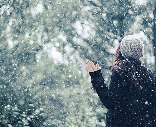 Картинки на аву для девочек зима