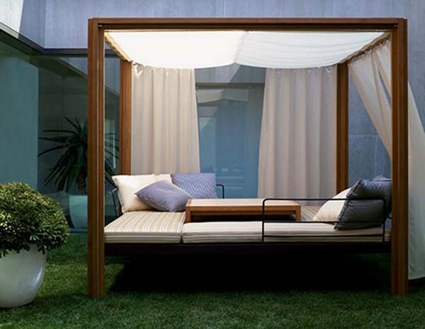 30 красивейших кроватей с балдахинами для вашей террасы 13 (600x465, 70Kb)